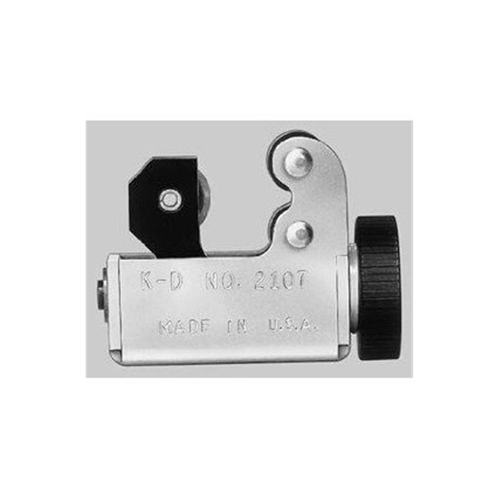 KD Hand Tools 2107 Mini Tubing Cutter 0 125 Inch - 0 625 Inch