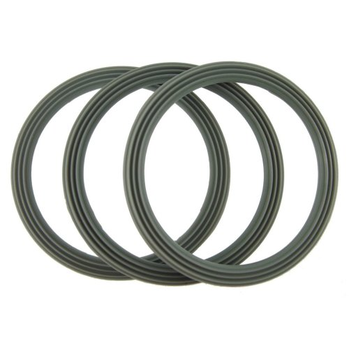 Kenwood BL330 and BL335 Liquidiser Sealing Base Ring - Ridged (Pack Of 3)