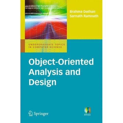 Object-Oriented Modeling