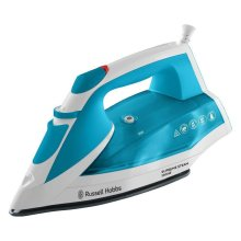 Russell Hobbs 23040 Supreme Steam Traditional Home Iron 2400W Ceramic Soleplate