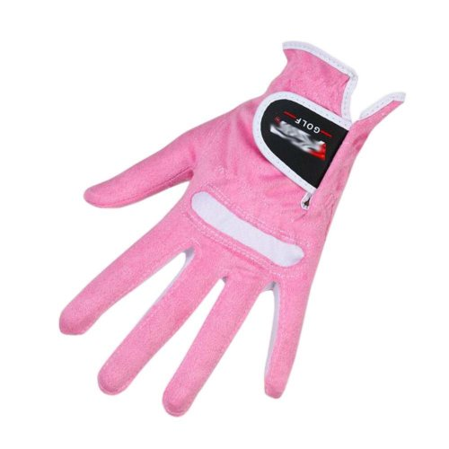 Soft Breathable Golf Gloves Golf Accessories Golf Gifts for Women(Pink) #21