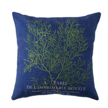 """Comfortable Throw Pillow Soft Pillow Back Cushion Sofa Cushion, 17.7""""x17.7"""", T"""