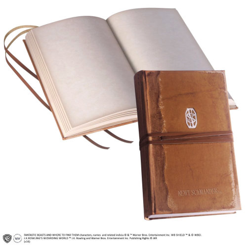 Fantastic Beasts and Where to Find Them Newt Scamander's Journal