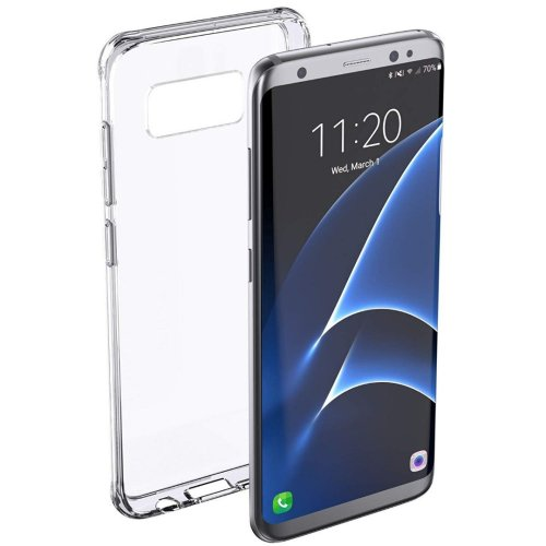 Griffin Reveal GB43426 Case Cover For Samsung Galaxy S8 Plus Clear