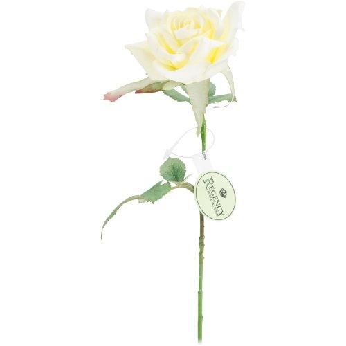 "Royal Rose Pick 11.5""-Cream/White"
