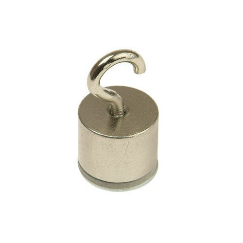 E-Magnets 605 Neodymium Deep Pot Magnet 15mm