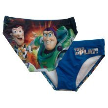 Toy Story Swimming Trunks - Blue