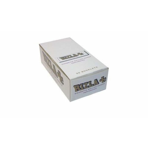 Rizla White Rolling Paper Full Box of 50 Booklets