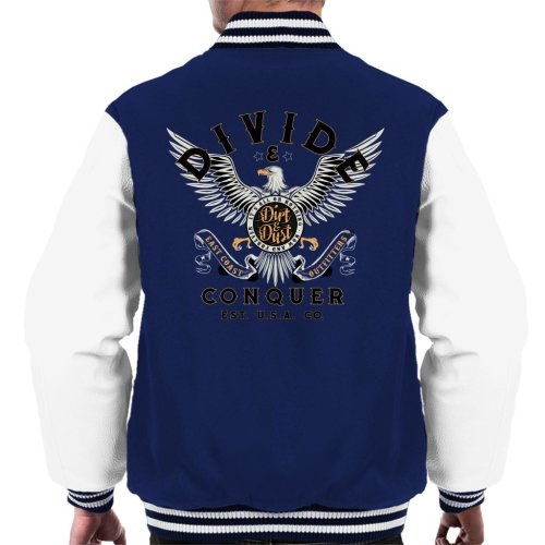 Divide & Conquer Outfitters Eagle Men's Varsity Jacket