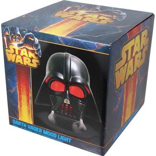 Star Wars 3d Darth Vader Mood Light Official Merchandise Table Night Light Lamp -  star wars vader darth light mood lamp small 3d