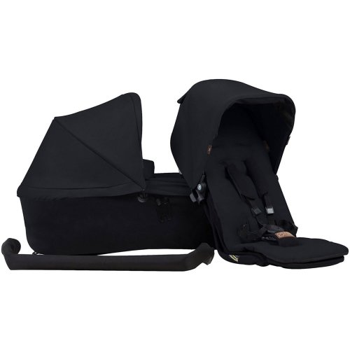 Mountain Buggy Duet Single Family Pack - Black