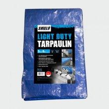 TIMco TTL45 Shield Light Duty Tarpaulin 4 x 5 meters