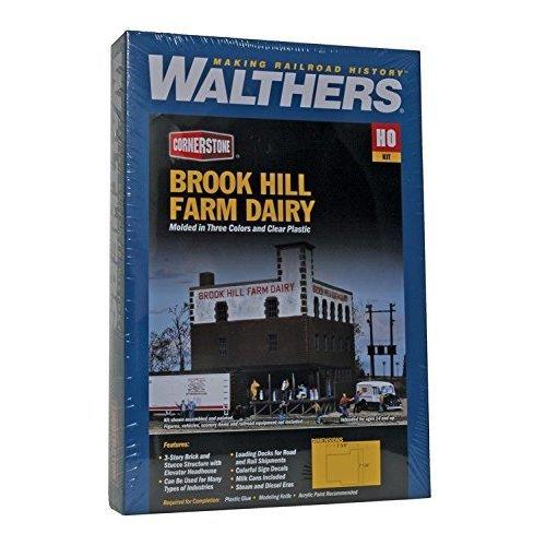Walthers Cornerstone Brookhill Farm Dairy