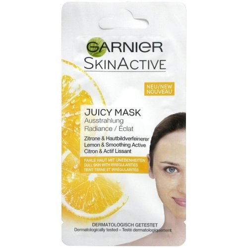 Garnier Skin Active Juicy Mask