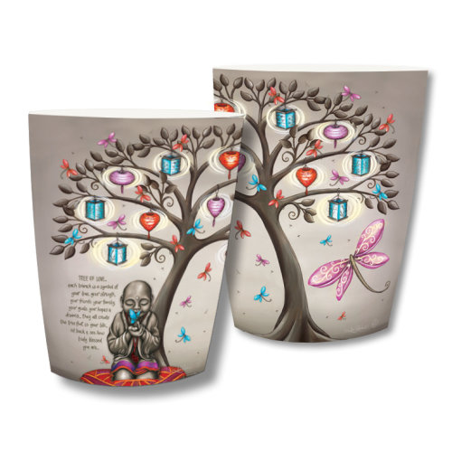 Paper Lantern - Tree Of Love