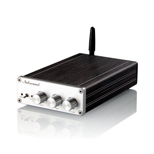 Nobsound Bluetooth 4.0 TAS5613 150W+75W×2 High Power Class D Digital Amplifier 2.1 Channel Subwoofer Hi-Fi Power Audio Amp