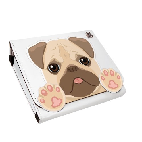 iMP 2DS Animal Carry Case - Pug (Nintendo 2DS)