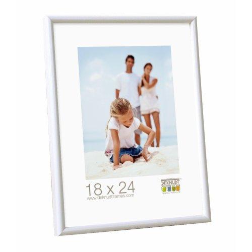 Deknudt Frames S011S1 50x70 Photoframe white resin