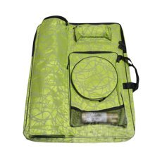 Camouflage Sketching Bag Art Supplies Holder Painting Accessory Organizer-Green