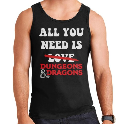 All You Need Is Dungeons And Dragons Men's Vest