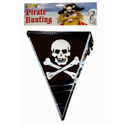Pirate Bunting 3.6m