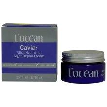 L'Ocean Caviar Ultra Hydrating Night Repair Cream 50ml/1.75fl oz