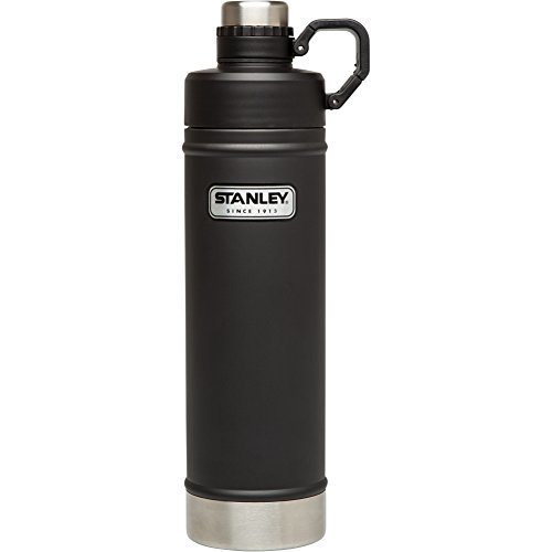 Stanley Classic Vacuum Water Bottle Matte Black 25 oz