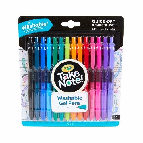Take Note 14ct Gel Pens