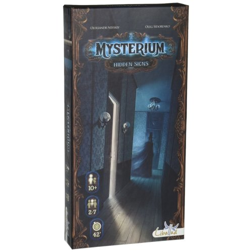 """Libellud LIBMYST02US """"Mysterium: Hidden Signs Expansion """" Game"""