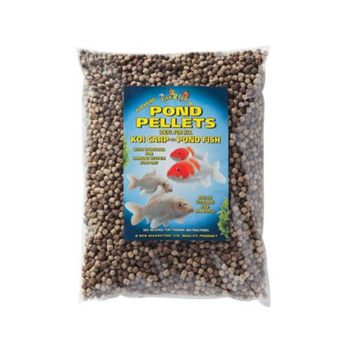 Fish R Fun Floating Pond Pellet Ideal For All KOI Carp & Pond Fish 4kg