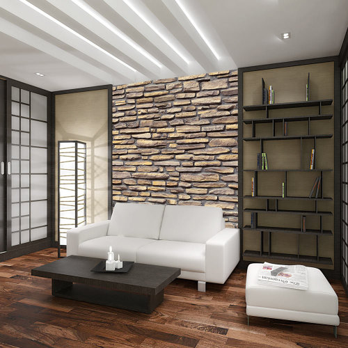 Wallpaper - Stone - stylish design