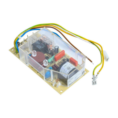 Glowworm PCB (5 Wire - 1 Fuse) S900817 ( 900817 S202200 202200)