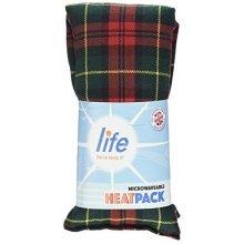 Life Healthcare Tartan Wheat Warmer -