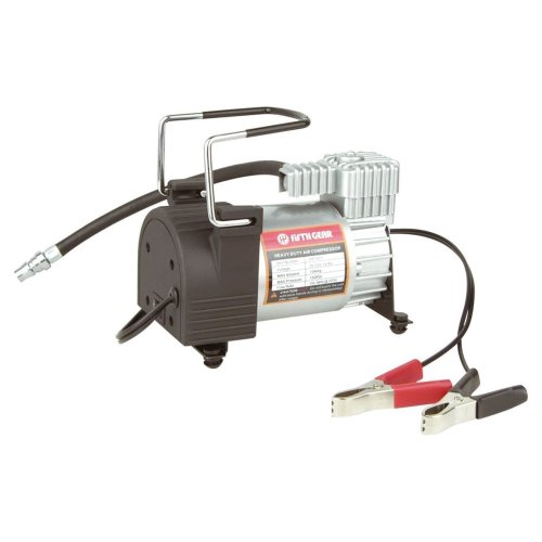 HEAVY DUTY PORTABLE 12V ELECTRIC CAR TYRE INFLATOR 150PSI AIR COMPRESSOR PUMP