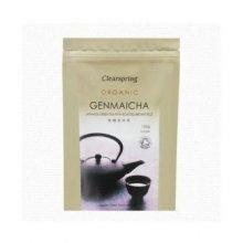 Clearspring - Organic Genmaicha Green Tea 125g