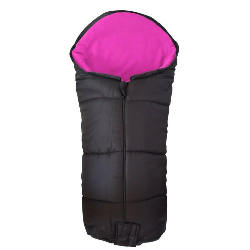 Deluxe Footmuff / Cosy Toes Compatible with Joie Nitro Stroller LX Pushchair Pink