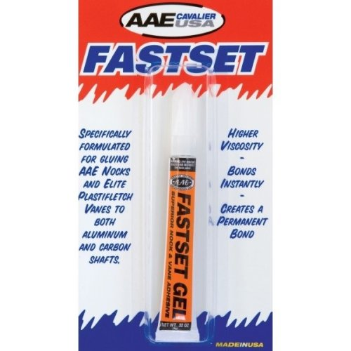 Arizona Archery (AAE) Fastset Gel Adhesive Glue