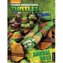 Teenage Mutant Ninja Turtles Annual 2015 (Annuals 2015)
