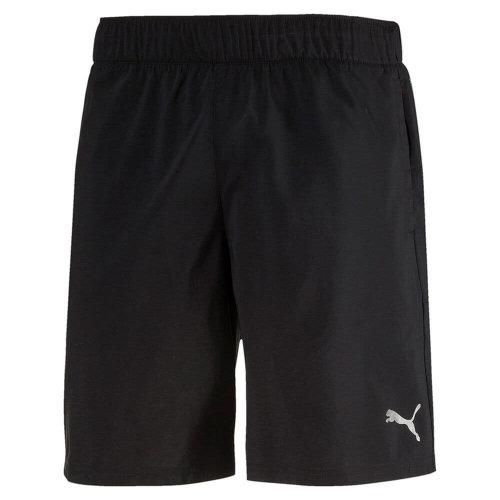 Puma A.C.E Woven Mens 9'' Running Fitness Training Short Black