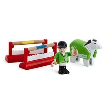 BRIO Countryside Horse Training Pack