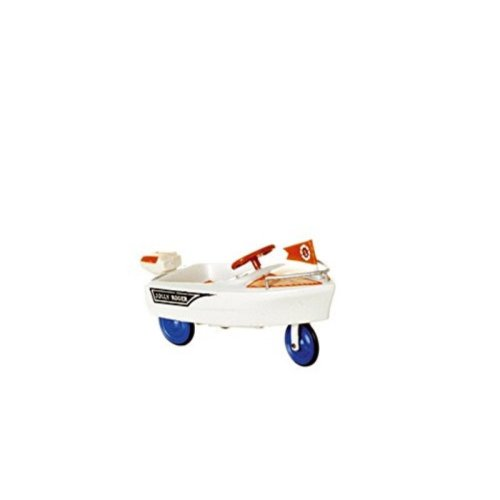 Dollhouse Jolly Roger Mini Pedal Vehicle Boat