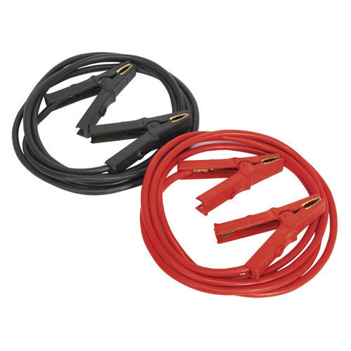 Sealey BC4050HD 600Amp Booster Cables 40mm x 5mtr CCA CE Approved