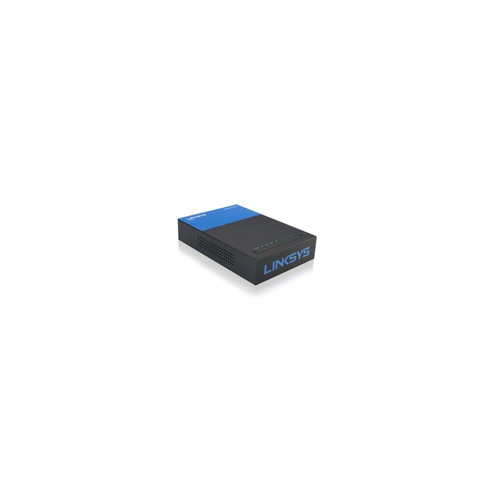 Linksys LRT214 Ethernet LAN Black
