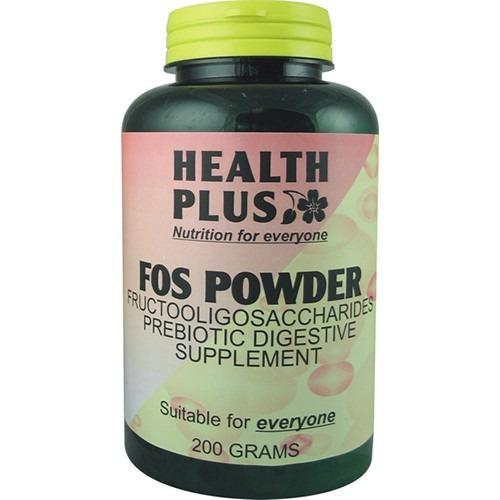Health Plus Fos Powder 200g  Prebiotic  to Provide the Correct Environment Fo