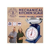 Hairy Bikers Retro Mechanical Kitchen Scale Food Scales 5KG - Blue
