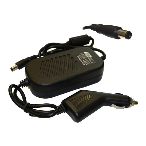 HP Envy dv6-7217TX Compatible Laptop Power DC Adapter Car Charger