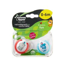 Tommee Tippee Soother (0-6m Assorted Colors) One Of The Best On The Market