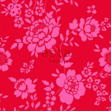 wallpaper flowers red and pink - 115724