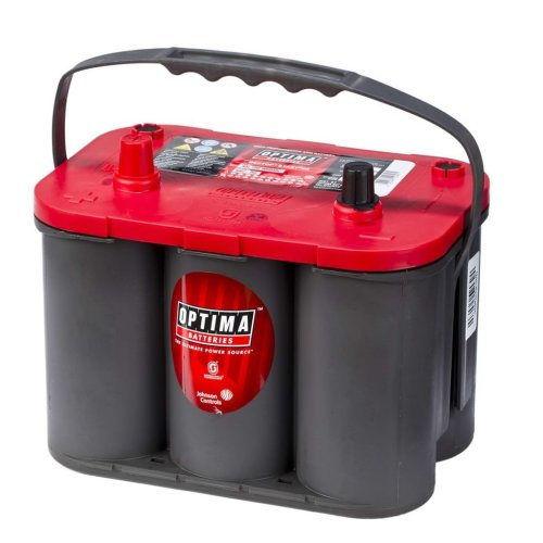 Optima Battery Red Top 12 V 50 Ah RT S-4.2