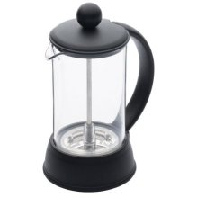 350ml Le'xpress Three Cup Cafetiere With Polycarbonate Jug - Kitchen Craft -  cafetiere polycarbonate jug kitchen craft plastic 3cup lexpress